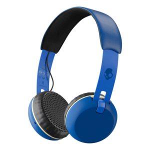 Skullcandy Grind Wireless on-ear headphones royal
