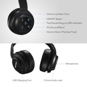Mpow H2 Headphones Review