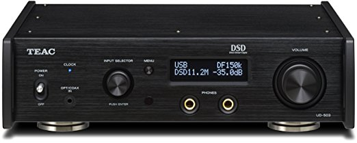 Teac UD-503B review