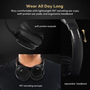 Buy ToaTronics Bluetooth Headphones