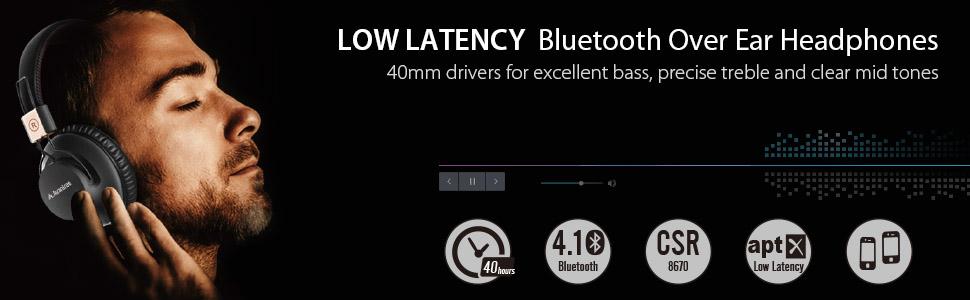 AptX Low Lantency Certified - Avantree Audition Pro
