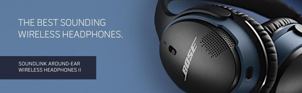 Bose SoundLinke II headphones