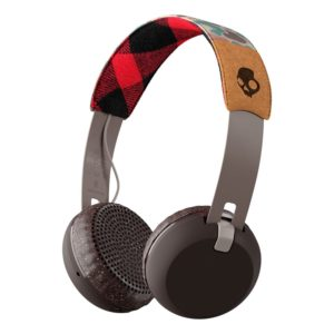 Skullcandy Grind Wireless on-ear headphones Tan-Camo