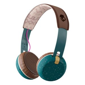 Skullcandy Grind Wireless on-ear headphones pine