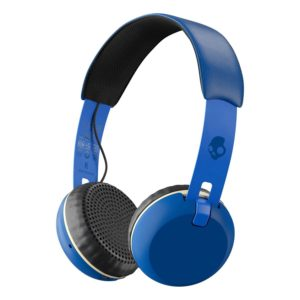 Skullcandy Grind Wireless on-ear headphones royal