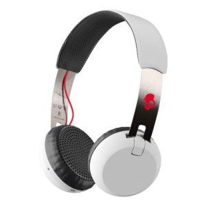 Skullcandy Grind Wireless on-ear headphones white