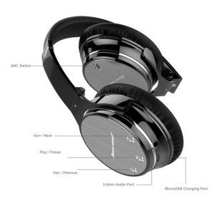 bluetooth headphones hifi stereo