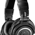 Audio-Technica ATH-M50xBT Wireless Bluettoher Headphones - Specs
