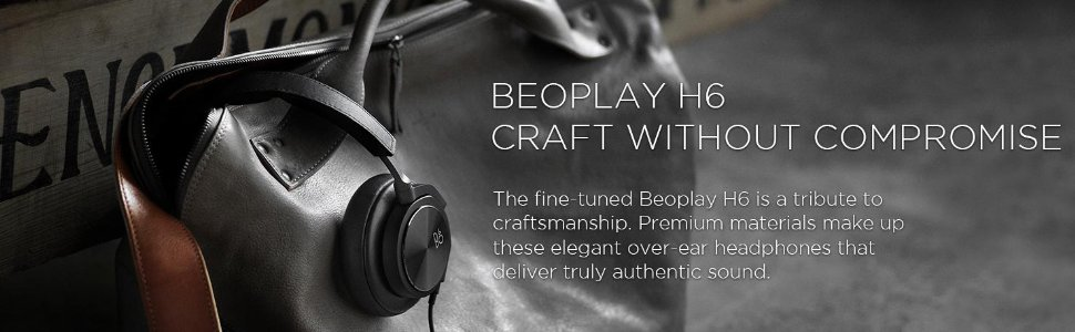 Beoplay H6 for sale