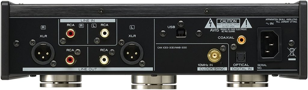 Teac UD-503-S review