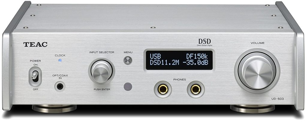 Teac UD-503 review