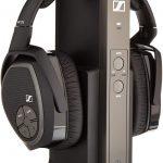 Sennheiser RS 175 RF wireless headphones system