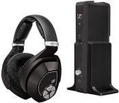 Sennheiser RS 185 RF wireless headphones system