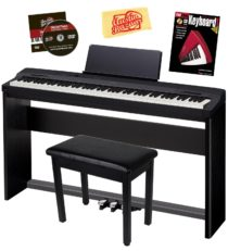Casio Privia PX-160 Digital Piano: review