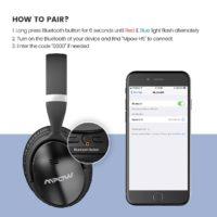 Mpow H5 Noise Canceling Headphones