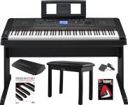Yamaha DGX-660 88 Key Grand Digital Piano