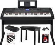 Yamaha DGX-660 88 Key Grand Digital Piano