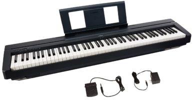 Yamaha P45 Review – 88 Key Digital Piano