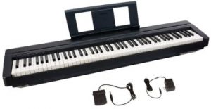 Yamaha P45 Review – 88 Key Digital Piano