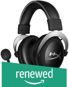 HyperX Cloud Pro Gaming Headset - Renewed