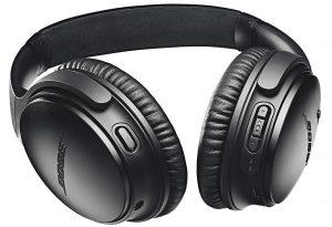 Bose QuietComfort 35 ii - best over-ear headphones