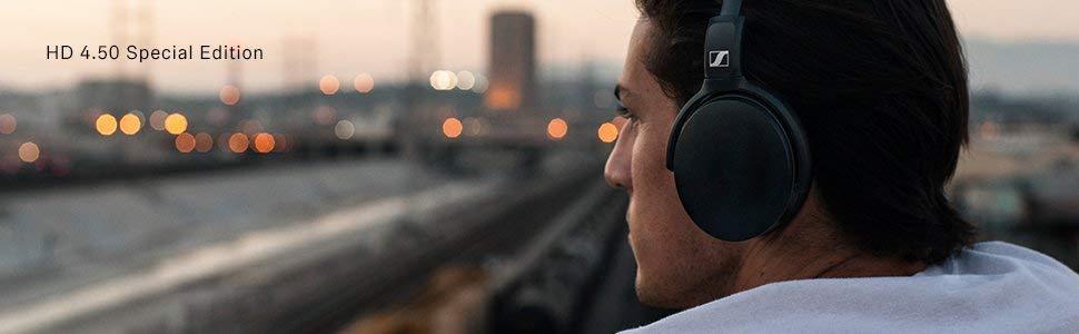 Sennheiser HD 4.50 SE - noise canceling headphones
