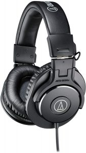 Audio-Technica ATH-M30X - Best Budget Audio-Technica