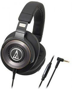 Audio-Technica ATH-WS1100iS - Best Bass over-ear headphones