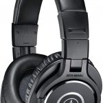 dio-Technica ATHM40X - Best Audio Technica for monitor