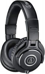 dio-Technica ATHM40X - Best Audio Technica for monitor