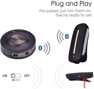 Avantree Bluetooth transmitter
