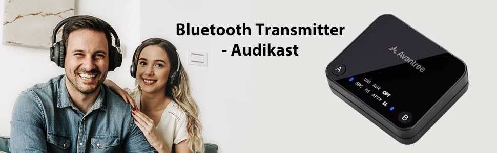 Avantree Audikast Plus Review – Best Bluetooth Transmitter for TV