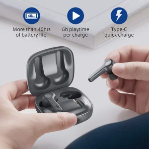 Boltune BT-BH0202G best noise isolating earbuds