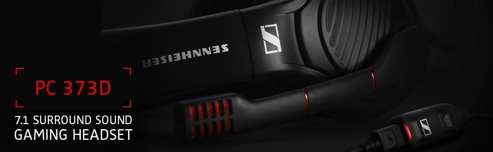 Sennheiser headphones gaming