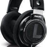 Philips SHP9500 Open-Back Headphones