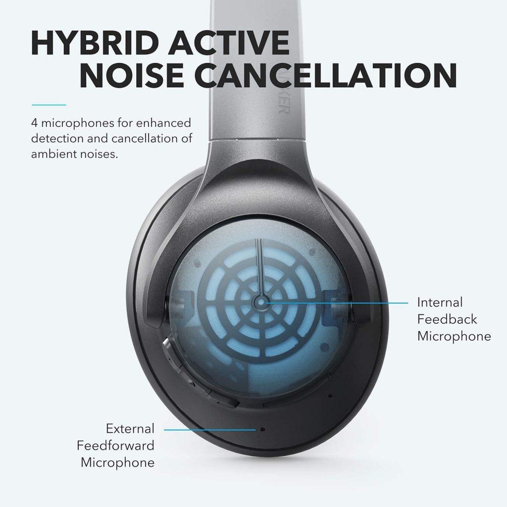 SoundCore Life Q20 Hybrid ANC Headphones review