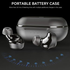 Tozo NC9 wireless earbuds ANC Earbuds