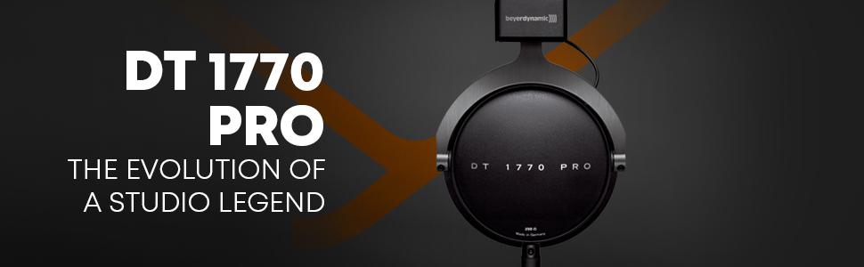 Beyerdynamic DT 1770 Pro - Stuido Headphones