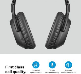 NoiseGard Adaptive Noise Cancelling Headphones