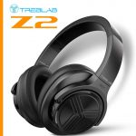 Treblab Z2 active noise cancelling headphones