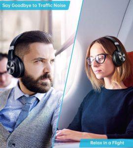 VANKYO C751 - Affordable ANC Headphones under 50