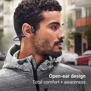 Aeropex AS800 - Open-ear design
