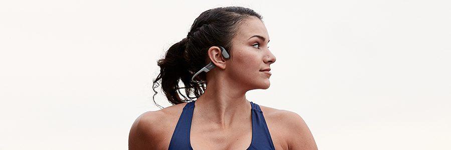 AfterShokz Aeropex Open-Air Wireless Headphones