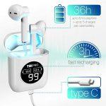 Tbi pro AIRPRo - wireless earbuds under $50