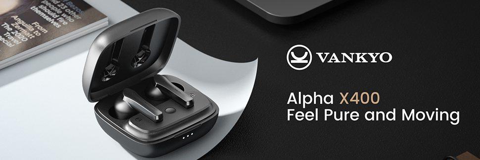 Vankyo Alpha X400 - True Wireless Earbuds