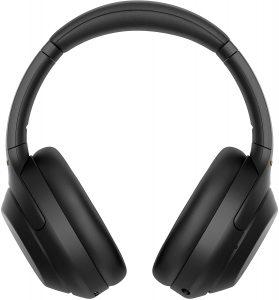 WH-1000XM4 - best noise cancelling headphones