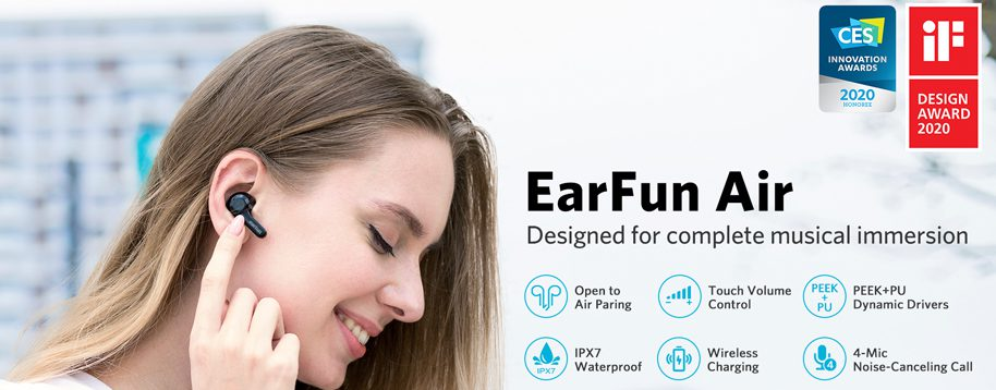 EarFun TW200 Review
