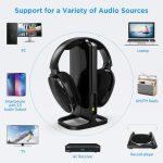HSPRO HW1 Wireless TV Headphones