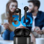 Lasuney T19 review - Waterproof Bluetooth wireless earbuds