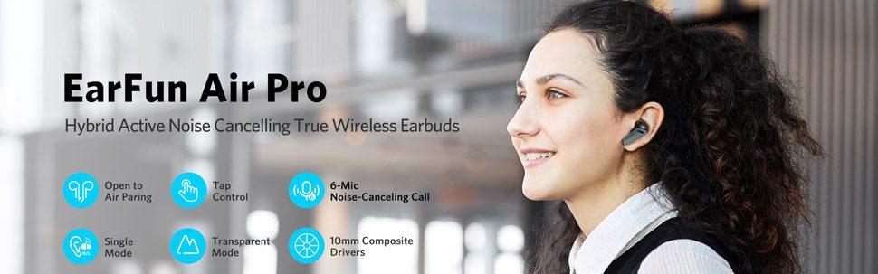 EarFun Air Pro Review